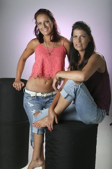 SUNshine Girls Rebecca and Emily_1