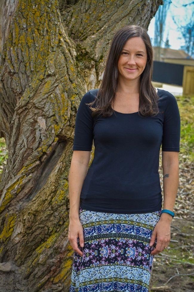 Celene Winterton, Registered Dietitian at Alberta Heartland Primary Care Network.