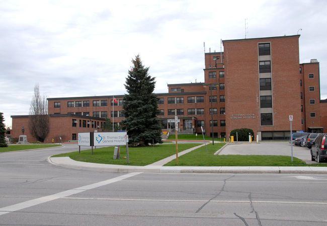 St. Thomas Elgin General Hospital (File photo)