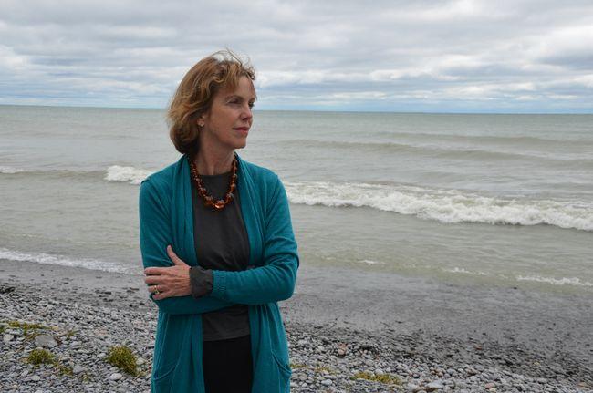 Jane Urquhart (Credit Mark Raynes)