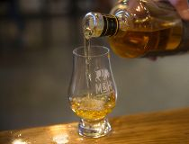 Milk and Honey whisky