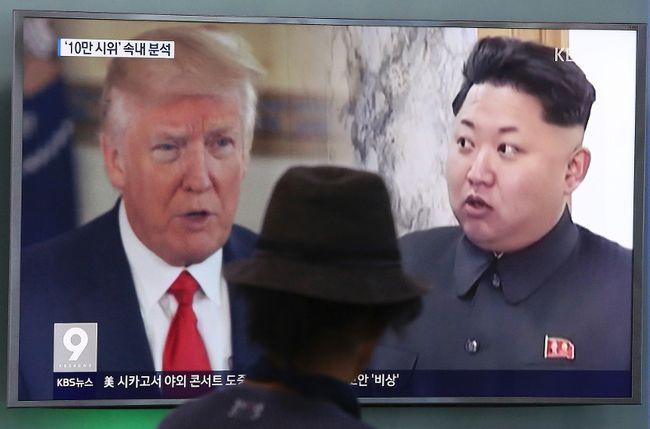 Trump Kim Aug. 10/17