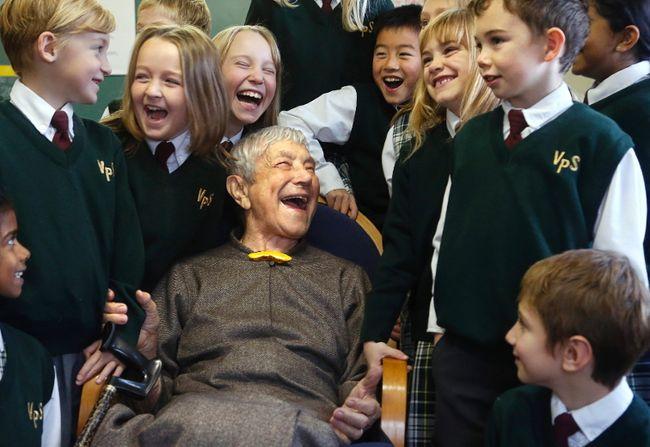 Agatha Sidlauskas: Now that was an educator