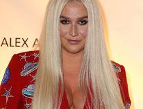 Kesha. (Tasos Katopodis/Getty Images for David Lynch Foundation)