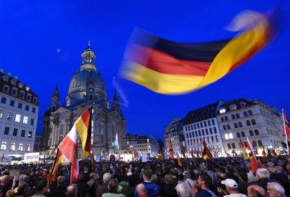 German flag FILES Aug. 13/17