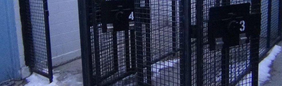 Edmonton Institution removes controversial 'dog run' exercise cells