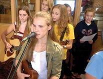 SHINE Youth Ministry at Sacred Heart Church, Langton. (Chris Abbott/Tillsonburg News)