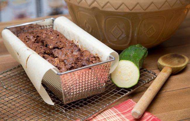 Chocolate Walnut Zucchini Loaf (Free Press file photo)