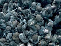 "Kit Harington as Jon Snow in HBO's ""Game of Thrones."""