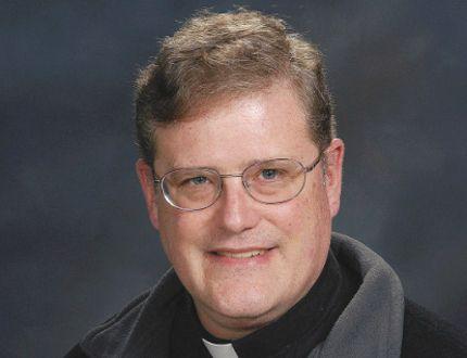 Priest in klan