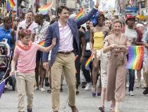 Trudeau pride