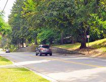 Evergreen Hill Road in Simcoe. (File photo)