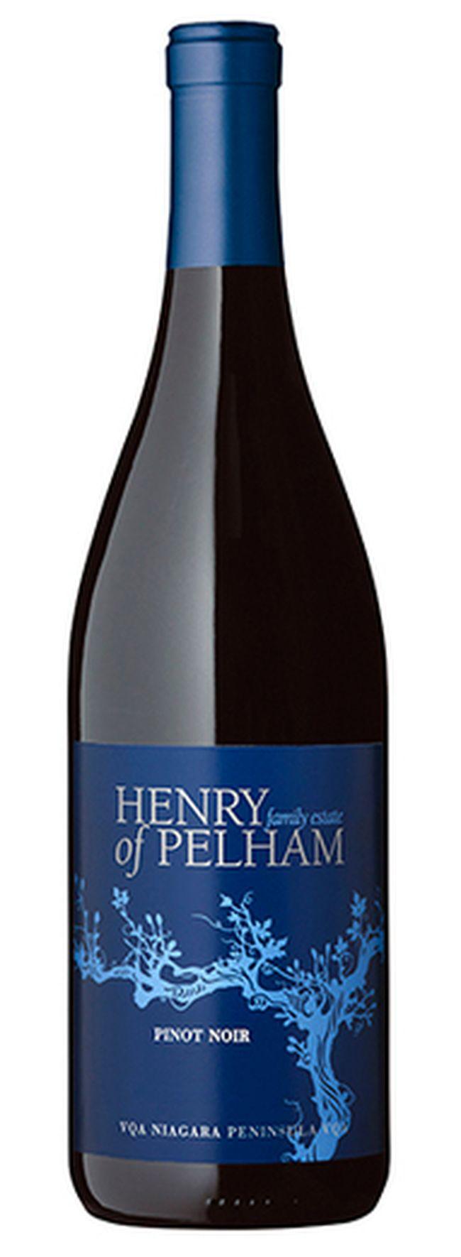 Henry of Pelham Family Estate Winery 2016 Pinot Noir
