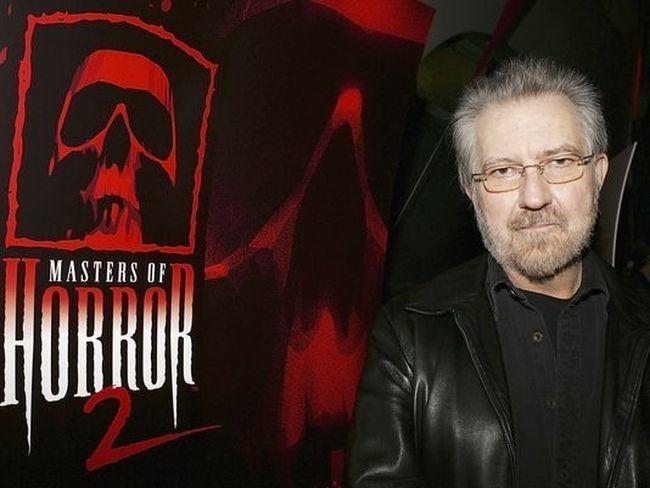 Director Tobe Hooper, seen here in 2006, has died. (Photo: Frazer Harrison, Getty Images)