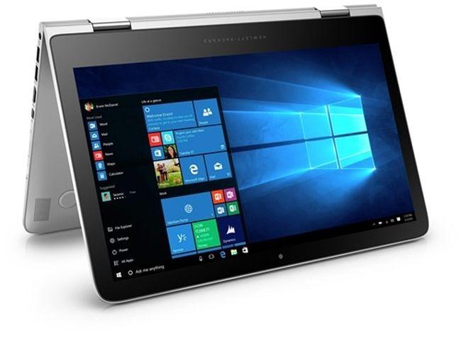HP Spectre x360 convertible laptop. (Supplied)