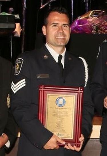 York Regional Police Det. Alec Tompras (Canadian Bankers Association/cba.ca)