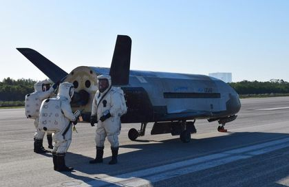 SpaceX X-37B OTV