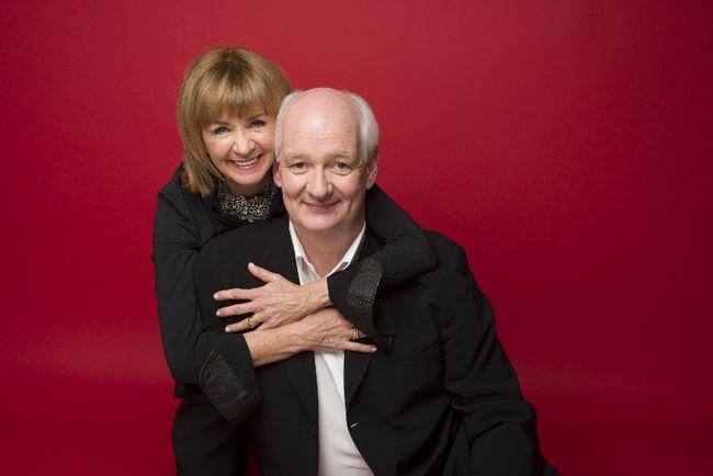 Colin Mochrie and Debra McGrath (Postmedia Network File Photo)
