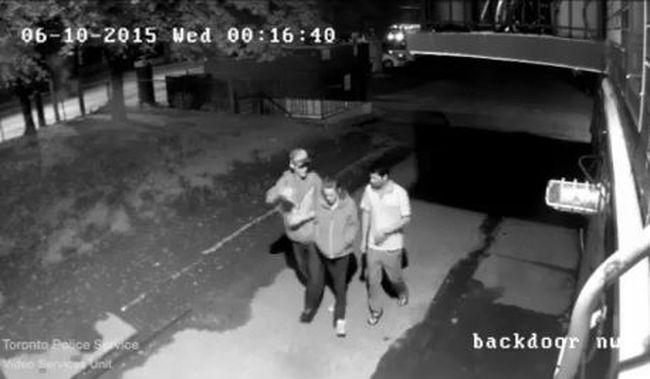 Toronto couple FILES Sept. 8/17