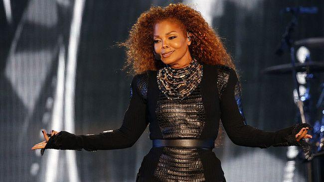 Janet Jackson. (KARIM SAHIB/AFP/Getty Images)