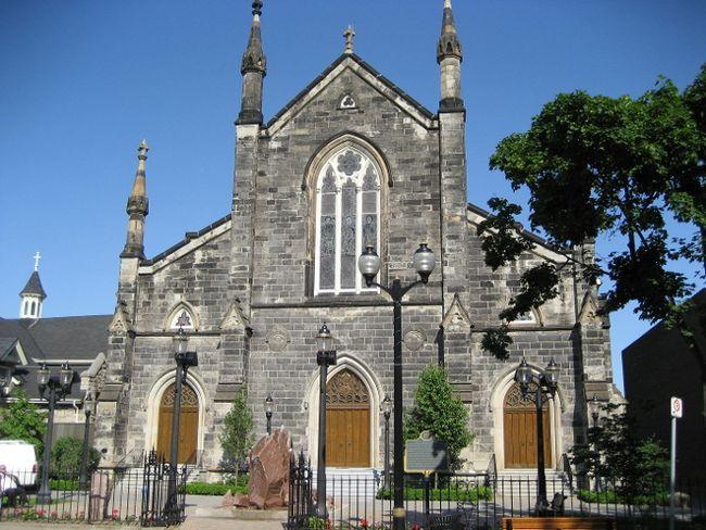 Christ's Church Cathedral in Hamilton. (Wikimedia Commons/Rick Cordeiro/HO)