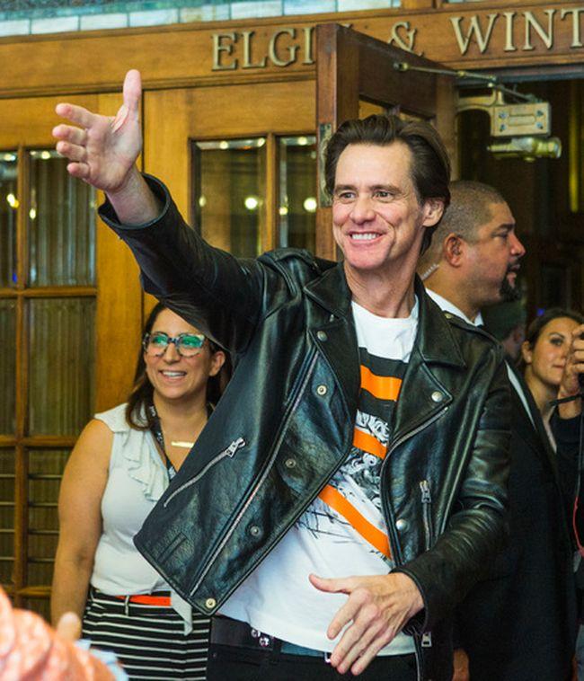 「Jim Carrey 2017 toronto」的圖片搜尋結果