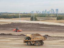 Southwest Ring Road Construction - September 2017