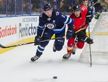 Winnipeg Jets Tucker Poolman