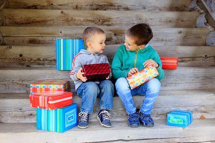 kids, presents