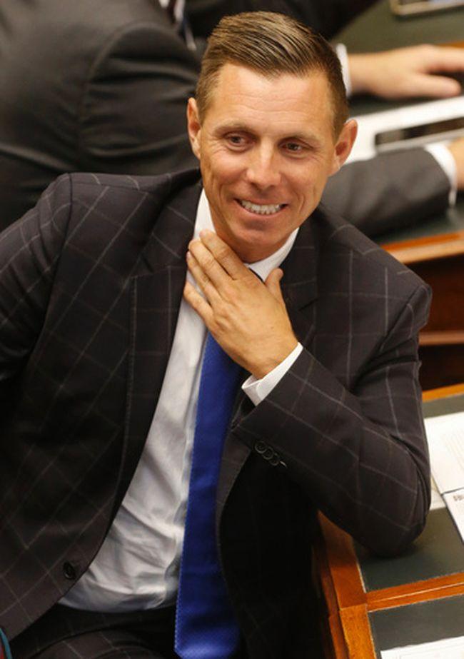Opposition Leader Patrick Brown (Dave Thomas/Toronto Sun)
