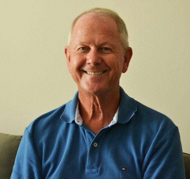 Stratford native Herb Klassen was living in St. Maarten when Hurricane Irma struck the island last week. Galen Simmons/The Beacon Herald/Postmedia Network