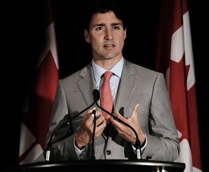 Justin Trudeau FILES Sept. 13/17