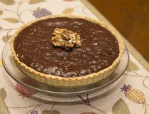 Chocolate Walnut Tart. (DEREK RUTTAN, The London Free Press)