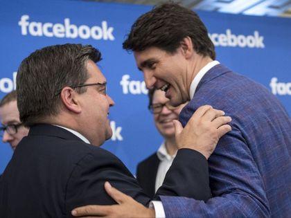 Justin Trudeau Facebook