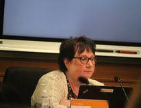 Edson area Trustee Joan Zaporosky. (Gord Fortin)