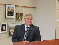 Yellowhead County Mayor Gerald Soroka. (Gord Fortin)