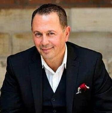 Real estate broker Simon Giannini (FACEBOOK)