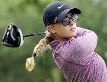 Golfer Hailey Katona of Tilbury District High School. (Daily News File Photo)
