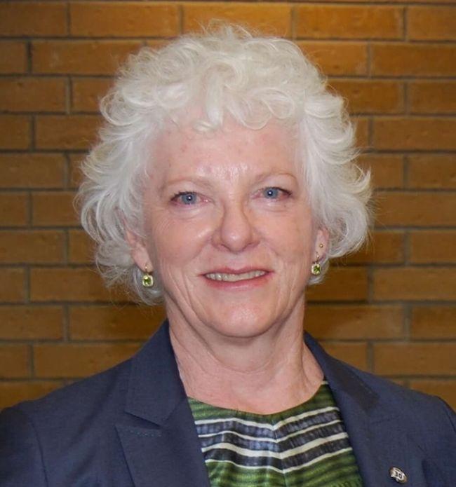 Dr. Hazel Lynn. (Supplied photo)