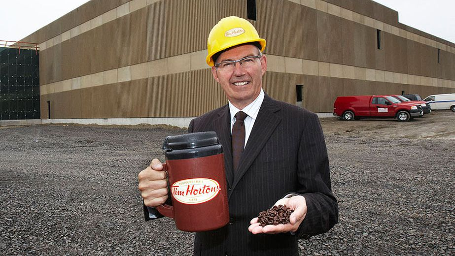 Ex Tim Hortons CEO denies leaking confidential info