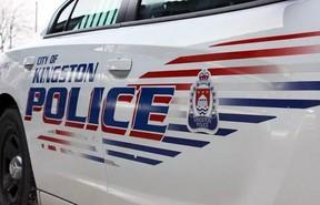 Kingston police car