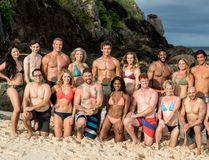"Survivor's Jeff Probst (inset) previews the latest season of ""Survivor."" (Supplied Photos)"