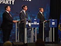 UCP leadership debate