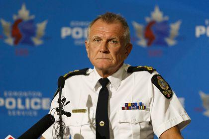 Photos: Edmonton 'terror' incident _7