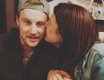 Jordan McIldoon, of Maple Ridge, B.C., (seen here with his girlfriend Amber Bereza) was killed in the mass shooting in Las Vegas. (Facebook/HO)