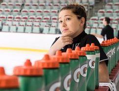 Rachel Doerrie (Dave Holland/Hockey Canada)