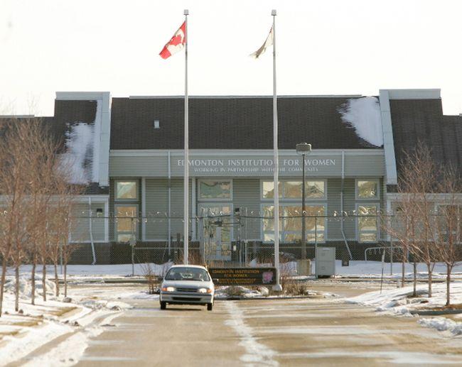 The Edmonton Institution for Women. FILE PHOTO