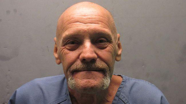 Roger Edward Scheid. (Monroe County Sheriff's Office/HO)