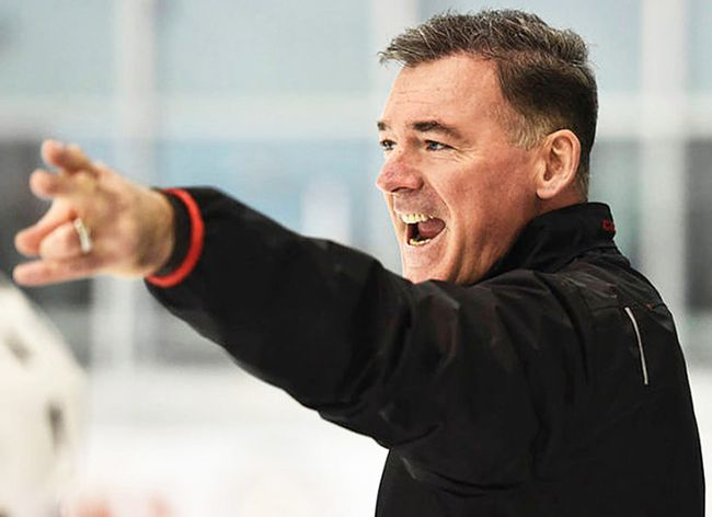 Belleville Senators head coach Kurt Kleinendorst. (Intelligencer file photo by Luke Hendry)