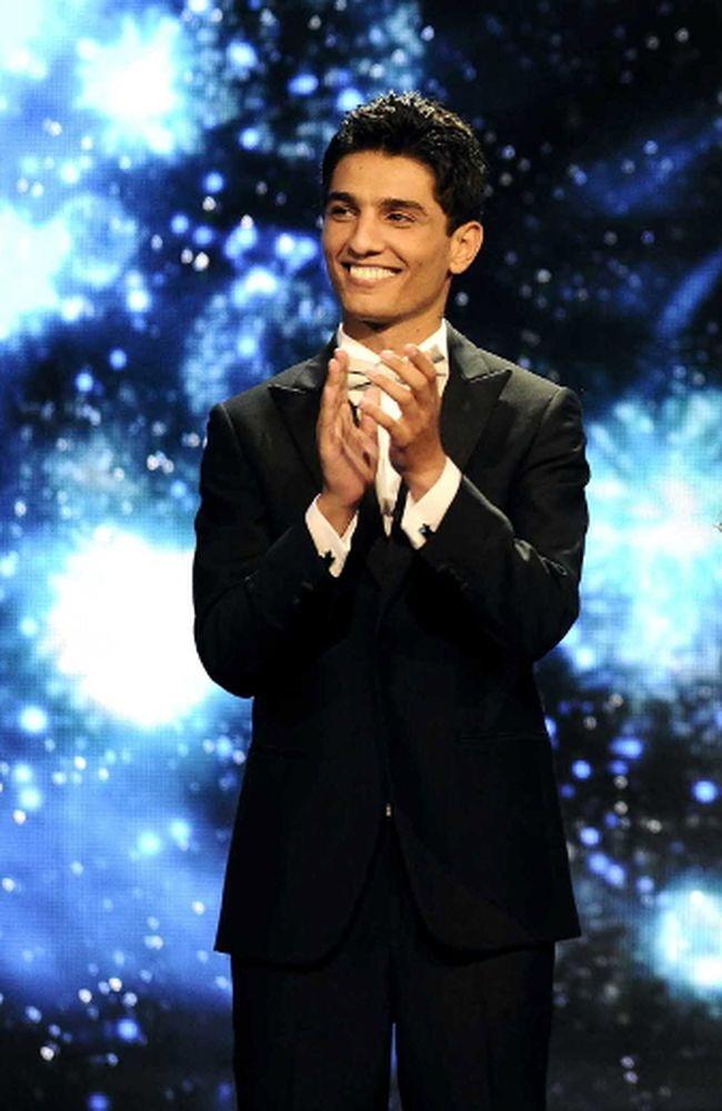 Mohammed Assaf (AP Photo/MBC Group)